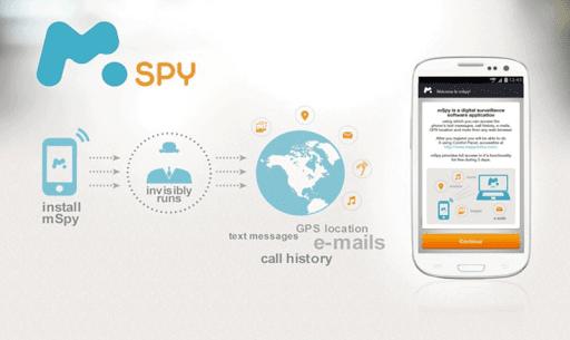 MSPy - Free & Best Tracking 1.0 screenshots 1