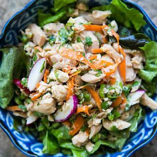 Asian Tuna Salad.