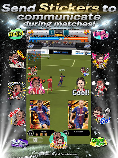 PES CARD COLLECTION 1.12.0 screenshots 15