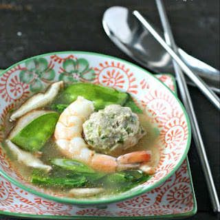 Wonton Less Wonton Soup Recipe