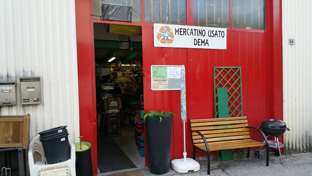 a87645dc08fd Mercatini Usato DEMA e mobili usati DEMA - Mercatino Dell usato a Trento