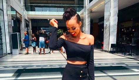 Ntando Duma's mystery boyfriend went out of his way to ensure that the actress is back to her old happy and healthy self.
