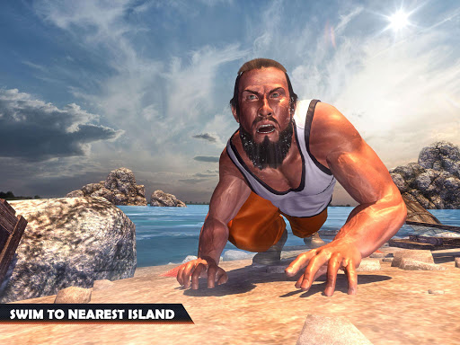 Prisoner Run in Survival Island screenshot 17