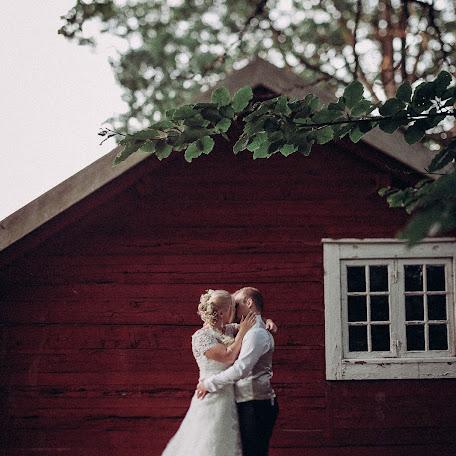 Wedding photographer Jonas Karlsson (jonaskarlssonfo). Photo of 12.02.2016