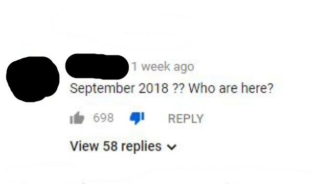 Youtube Comment Disliker