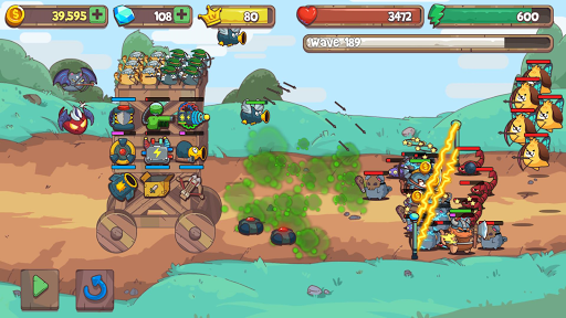 Cat'n'Robot: Idle Defense 1.0.0 {cheat|hack|gameplay|apk mod|resources generator} 1