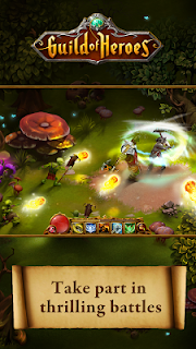 Guild of Heroes - fantasy RPG screenshot 01