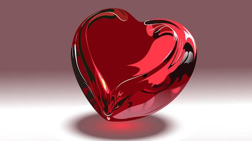 3D Romantic Love Wallpaper 4.0.1 screenshots 2