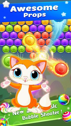 Meow Bubble Pop 1.4.0 screenshots 3