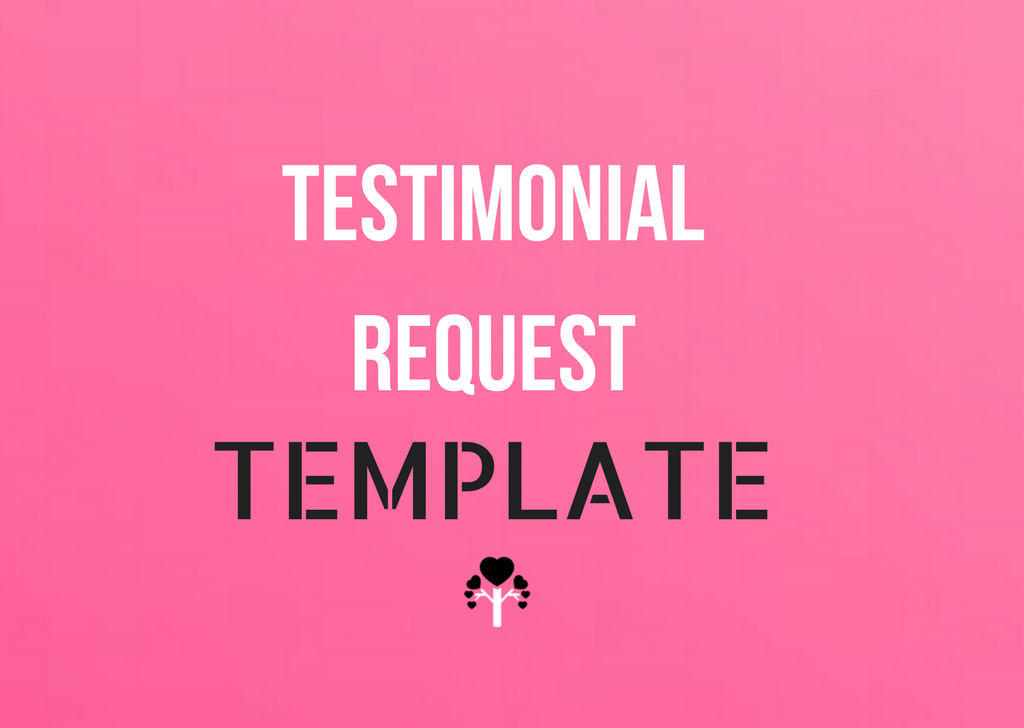 How to ask for testimonials
