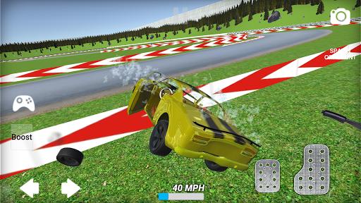 Extreme Crash Car Driving 1.041 screenshots 3