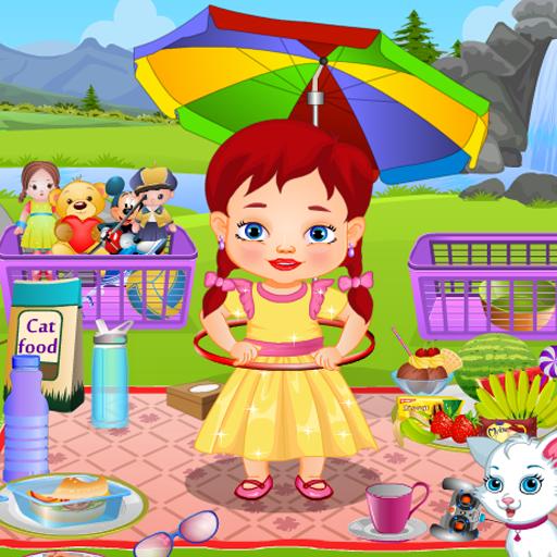 南希的 节日 玩具 野餐 休閒 App LOGO-APP試玩