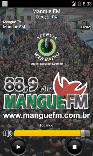 Mangue FM - A rádio do Pará