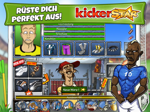 SoccerStar screenshot 9