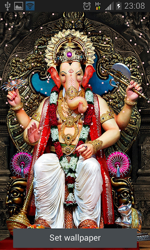 Shree Ganesh Live Wallpaper
