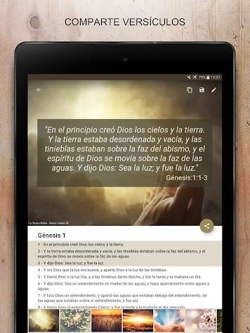 La Biblia Reina Valera SE Screenshot