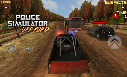 POLICE Offroad Simulator HD 1 screenshots 13