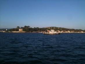 Photo: Toulon bay, Navy ships around