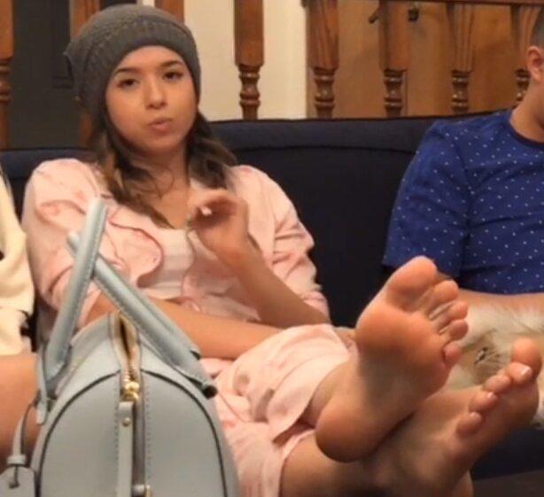 Pokimane Feet
