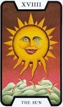 Photo: .XIX. The Sun - O Sol Tarot of the Witches - Fergus Hall