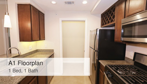 A1 Kitchen And Bath | A1 Floorplan 1 Bed 1 Bath Two Rivers Apartments