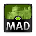 Madrid City Travel Guide Map icon