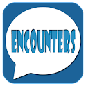 Encounters - Meet Invite Chat icon