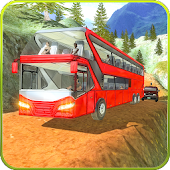 Offroad Coach Bus Hill Driver