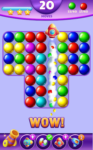 Bubble Shooter Breaker - screenshot