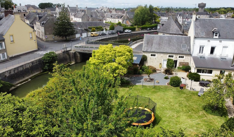 Maison avec jardin et terrasse Isigny-sur-Mer
