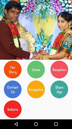 玩免費遊戲APP|下載Haripriya weds Saideep app不用錢|硬是要APP