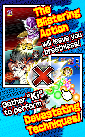 android DRAGON BALL Z DOKKAN BATTLE Screenshot 9