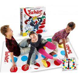 Twister Game - Joc de societate pentru copii si adulti