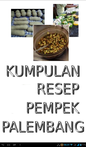 Kumpula Resep Pempek Palembang