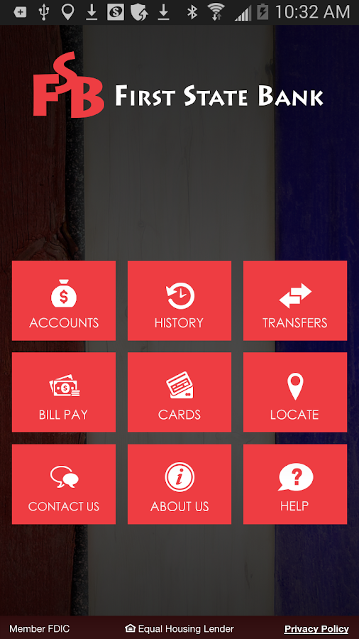 FSB Rice Mobile Banking- screenshot