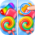 Download GAME_PUZZLE Candy Castle: Any Difference? APK