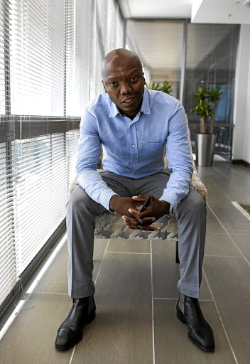 Thabo Molefe known as Tbo Touch.