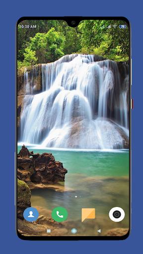 Waterfall Wallpaper HD 1.04 screenshots 2