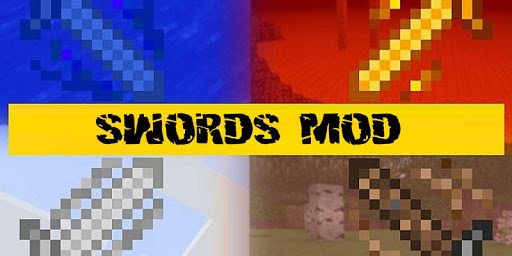Swords Mod for MCPE 3 screenshots 3