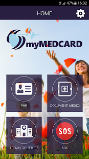 MyMedCard- miniatura screenshot
