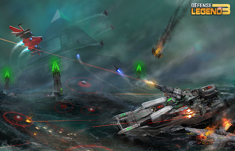 Defense Legend 3 MOD: Future War (Unlimited Money) 5