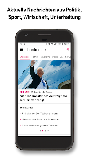 t-online.de - Nachrichten 3.3.1-release-20200107112438 screenshots 1