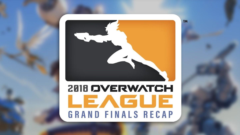 Watch 2018 Overwatch League Grand Finals Recap live