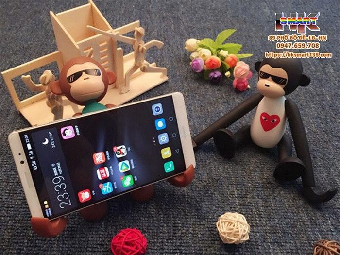 Con khỉ đỡ điện thoại đa năng nhiều tư thế