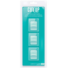American Crafts Cutup Craft Trimmer Replacement Blades 3/Pkg
