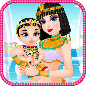 Egyptian Pregnant Princess for PC and MAC