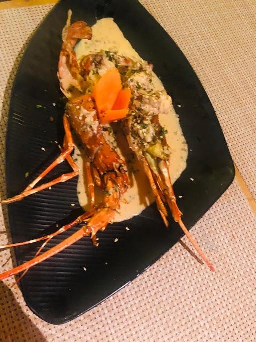 Hooked Seafood Restaurant menu 3
