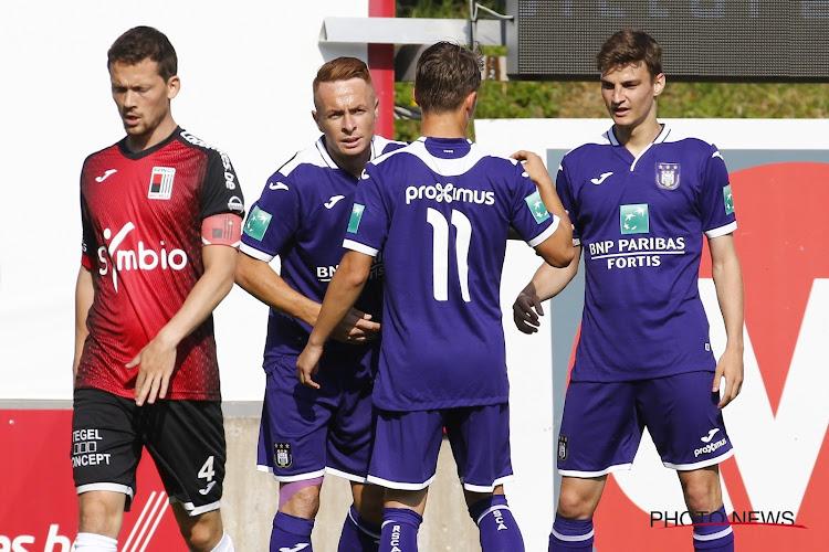 Anderlecht ne laissera pas partir Trebel en prêt