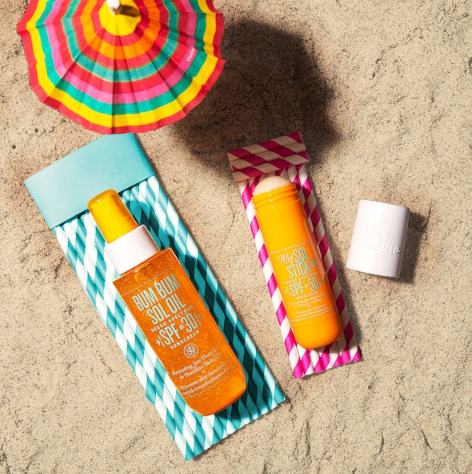 Son de Janerio My Sol Stick and Bum Bum Sol Oil sunscreen