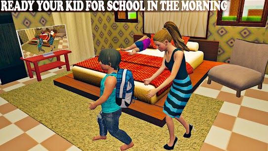 New Virtual Mom Happy Family 2020:Mother Simulator  Apk Download For Android and Iphone 3